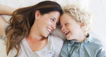 DiTe diskusijų terapija mamoms su vaikais