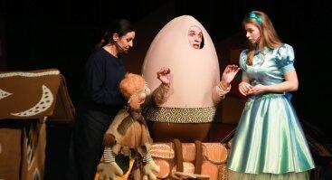 """Teatro """"Avilys"""" spektaklis šeimai """"Prieskonių indo paslaptis"""""""