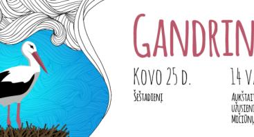 GANDRINĖS RUMŠIŠKĖSE