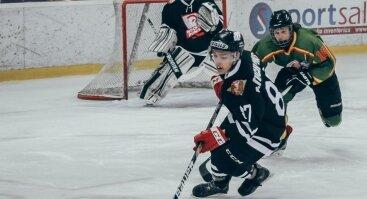 Hockey Punks vs Geležinis Vilkas. Ledo ritulio varžybos.