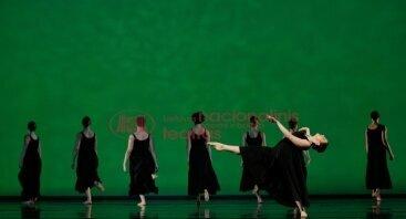 """Modernaus ir klasikinio šokio kolektyvo """"Polėkis"""" koncertas"""