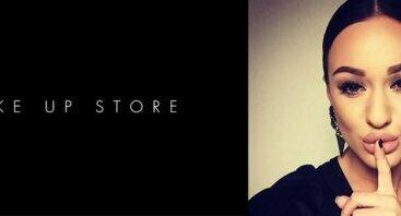 """Make Up Store"" klubo vakaras kartu su Kristina Oganesian"