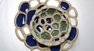 """Giedrės Baltakytės keramikos paroda """"Regėjimai"""""""