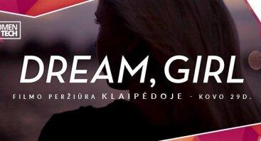 WOMEN GO TECH Kino Seansas: Klaipėda