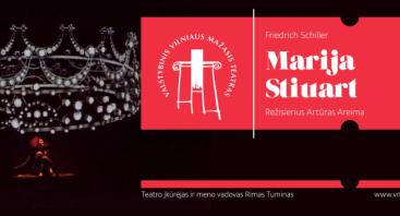 """VMT spektaklis """"MARIJA STIUART"""""""