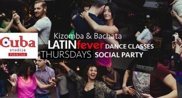 Latin Fever Thursdays Social