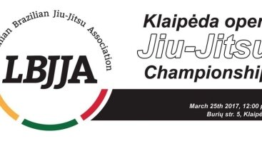 Klaipėda Open Jiu-Jitsu Championship 2017