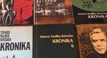 Lietuvos katalikų bažnyčios kronikai 45 metai