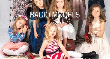 Nemokama popietė visai šeimai. Modeliukų studijos BACIO MODELS pasirodymas