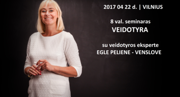 VEIDOTYROS SEMINARAS
