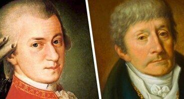 "Koncertas ""Desertui Mozart ar Salieri?"""