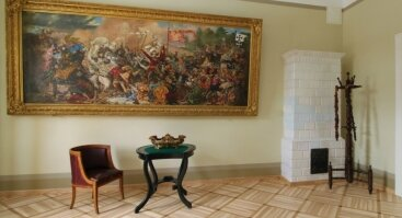 Ekskursija autentiškame Maironio bute