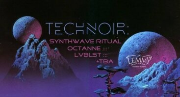 Technoir: Synthwave ritual