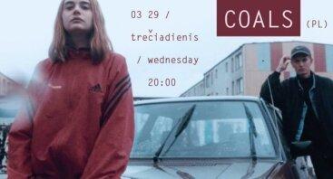 COALS (pl) & open jam session