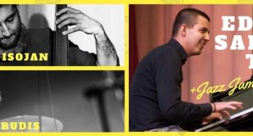 Edgar Sabilo Trio & Jazz Jam Session