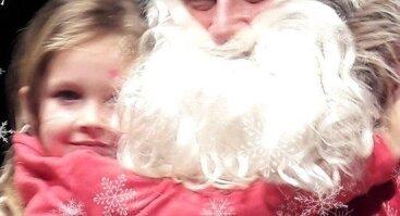 """Kalėdinis spektaklis vaikams """"Kalėdų Senis ir Besmegenis"""""""