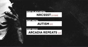 Nrcssst, Autism, Arcadia Repeats