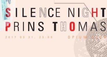 Silence Night: Prins Thomas