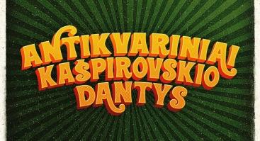 Pažaislio liepų alėjos vakara: Antikvariniai Kašpirovskio dantys
