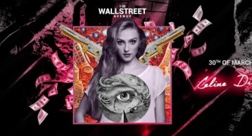 Celine Dion Tribute X Dividendai X Wall Street Avenue