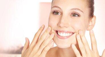 Kaip turėti sveiką ir gražiai atrodančią odą kasdien?