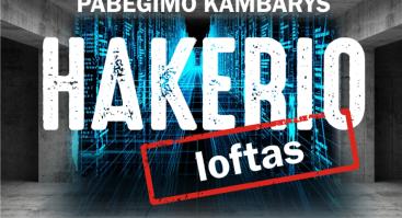 Apsilankymas Hakerio lofte