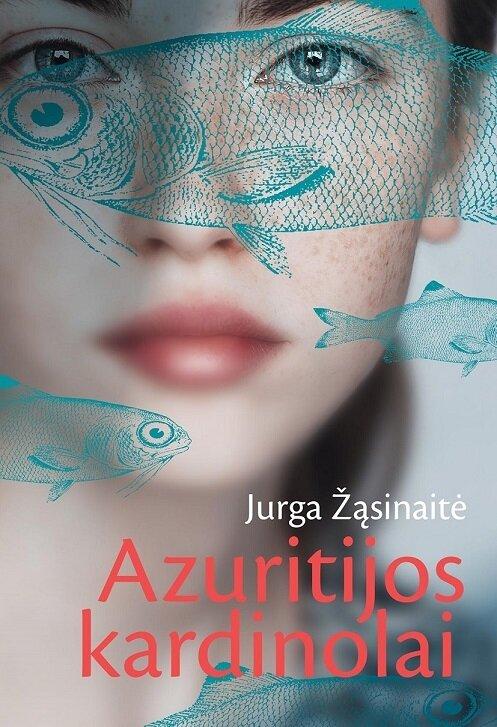 """Knygos """"Azuritijos kardinolai"""" sutiktuvės"""