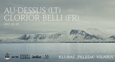 "Au-Dessus ""End of Chapter"" ir Glorior Belli"