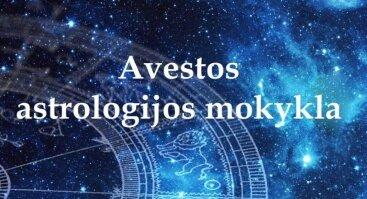 Karminė astrologija - Irina Machnač (Minskas)