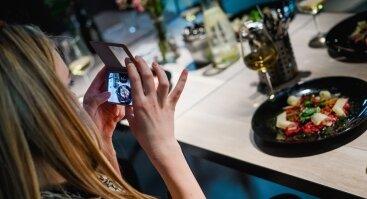 Food in social media | Čiop Čiop ir EduMint mokymai