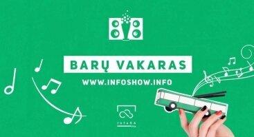 InfoShow`17: Barų vakaras