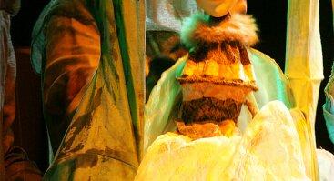 """Teatro """"Avilys"""" spektaklis šeimai """"Bitė Maja"""""""