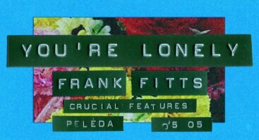"""Frank Fitts albumo """"You"""