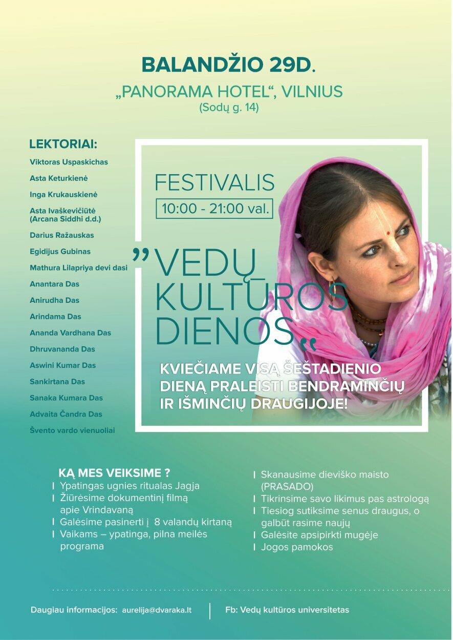 Vedų kultūros diena