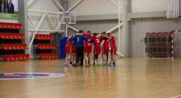 2016/2017 m. Lietuvos vyrų rankinio čempionato I-osios lygos, ketvirtfinalio II-sios varžybos