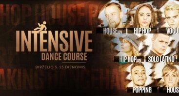 SKILLZ Summer dance intensive