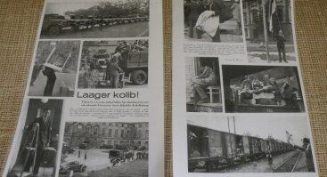 """Fotografijų paroda """"Estų kelias į Australiją: gyvenimas perkeltųjų asmenų stovyklose Vokietijoje 1945 – 1950 m."""""""