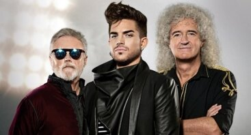 Queen ir Adam Lambert koncertas