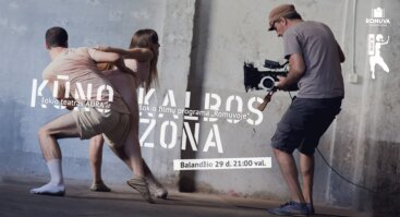 """KŪNO KALBOS ZONA: Tarptautinė šokio diena """"Romuvoje"""""""