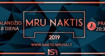 MRU NAKTIS 2019