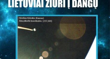 """Adolfo Kebeikio paroda """"Lietuviai žiūri į dangų"""""""