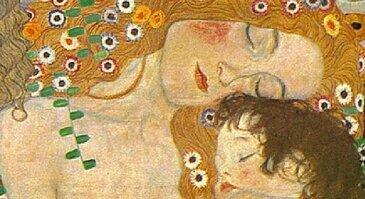 Tapybos popietė G. Klimt tema