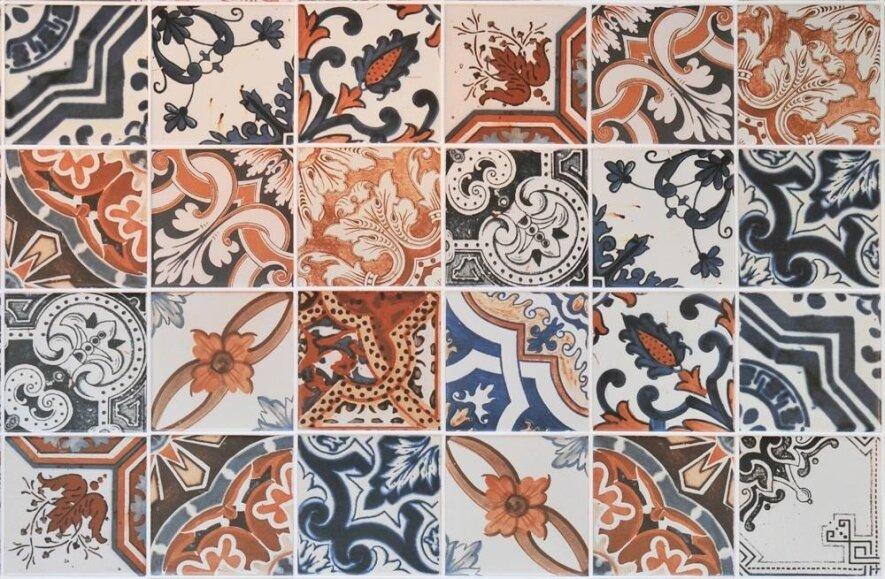 Mozaikos dirbtuvės
