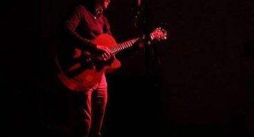 Rusted Sounds ir Algio Fediajevo koncertas