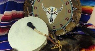 """Indėniškų būgnų terapija """"Drums Dream"""" (ŠIAULIUOSE)"""