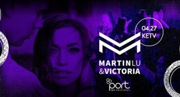 Martin Lu & Victoria