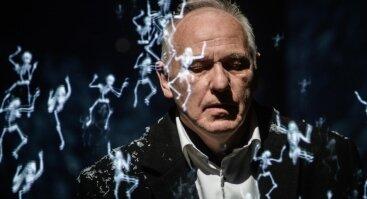 JUNAS GABRIELIS BORKMANAS I Jaunimo teatro spektaklis
