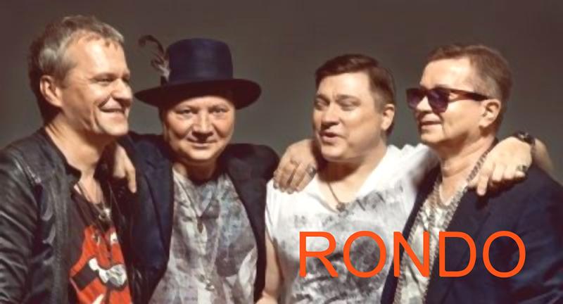Groja legendinė grupė RONDO
