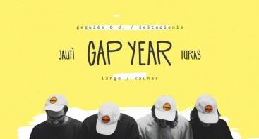 JAUTÌ turas : GAP YEAR