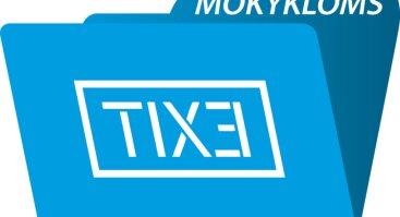 """Edukacinės programos moksleiviams parodoje """"TIXE"""""""